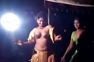 Stage dance in AP india xxx tube video