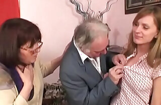 Old pig plays piano with cock! xxx tube video