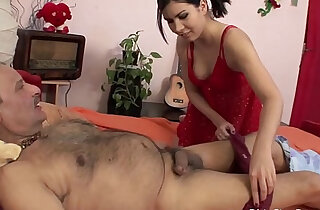 DirtyStepDaughter Taking Care Of My Sick Stepdad xxx tube video