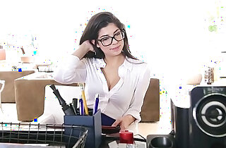CFNMTeens Horny Secretary Fucks Her Boss! xxx tube video