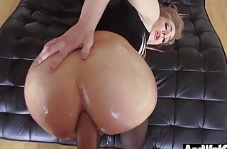 Big Ass Girl Dahlia Sky Get Oiled Up And Hard Analy Nailed On Cam 18 xxx tube video