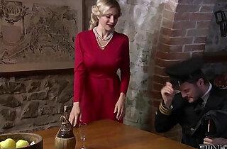 Hot and Horny Threesome Italian Style xxx tube video