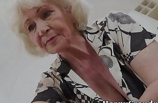 Mature grannys mouth cum xxx tube video