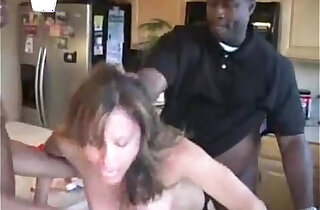 Wende wife forced by blacks in kitchen xxx tube video