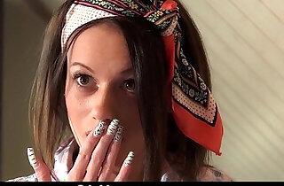 Teen housekeeper resist fucking her old boss xxx tube video