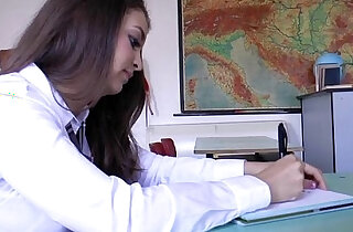 classroom detention xxx tube video