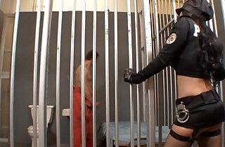 Rebeca LinaresJail xxx tube video