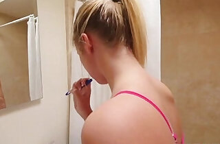 Banging Stepsis In A Bathroom xxx tube video