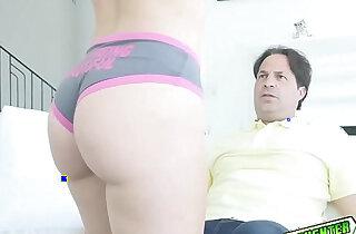 Jayden Black present her pussy to daddy xxx tube video