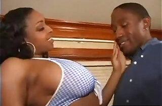 Ghetto chocolate whore creamed ass cock ridding xxx tube video