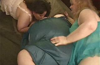 BBW lesbian orgy xxx tube video
