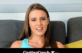 Casting Couch X Florida teen excited to try out for porn xxx tube video