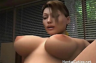 3D cartoon whore fucked so hard xxx tube video