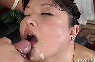 Asian plumper Kelly gets pussy filled up with hard cock xxx tube video