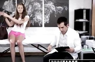PURE TABOO Elena Koshka Breaks Hymen with Dirty mind Doctor xxx porn