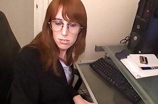 Polly Pierson Hairy natural Redhead xxx tube video