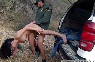 Teen masturbating on webcam squirt and belly bulge Busty Latin floozie Alejandra Leon xxx tube video