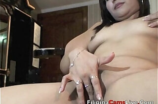 Mature MILF Asian gets naked and masterbates pornvideo.rodeo xxx tube video