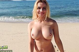 Eliane Lima Peladona BBB Na Praia xxx tube video