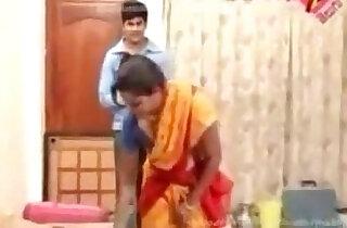 Unknown Telugu Aunty Hot Masala Compilation Seducing Bed Scene xxx porn