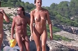 Nudist beach Milfs Spy Voyeur Video xxx porn