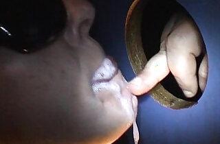 Slutwife Gloryhole Marathon xxx tube video