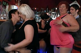 Three fatty join dirty sex party xxx tube video