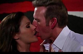 Curvy brunette Samantha Ryan is fuck orgasm xxx tube video