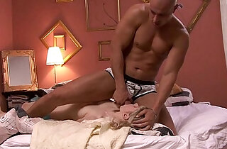 He finds that nylons and pounds her rough xxx tube video