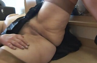 Busty babe cameltoe and plump pussy live show xxx tube video