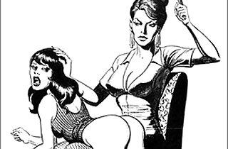 Girl girl catfight tribbing bondage spanking lesbian femdom fetish bdsm wrestling fight art xxx tube video