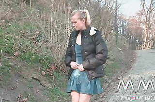 MMV Films German amateur teen free amateur gets picked up and fucked xxx tube video