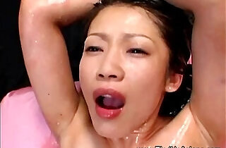 Asian fisted then pissed on by her master xxx tube video