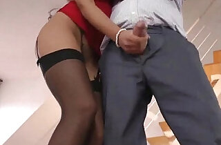 Old Man and 18 Year Old Teen xxx tube video