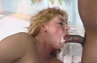 An Awesome Interracial Gagging Action xxx tube video