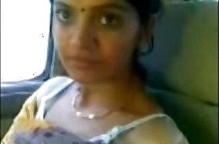 Cute Desi Bhabhi Show Boobs In Car With Lover xxx tube video