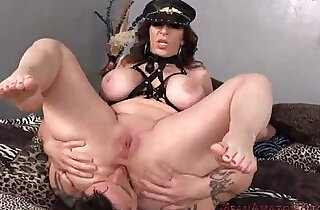 Milf cruel face sitting and ass smelling to her husband xxx tube video