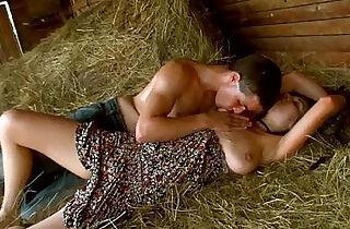 Couple hard on hayloft xxx tube video