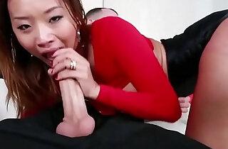 Alina li sexy asian blowjob deepthroat full video xxx tube video