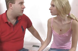 Russian cuckold with skinny gf xxx tube video