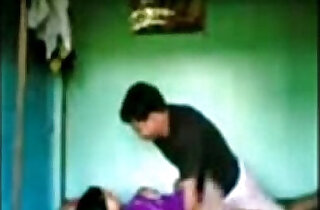 Indian Bangla village bhabhi with devar at bedroom Wowmoyback xxx tube video