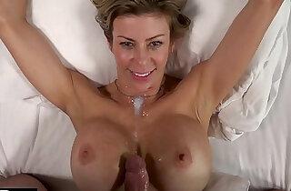 BANG Real MILFs Alexis Fawx flashing sucking cock pooside xxx tube video