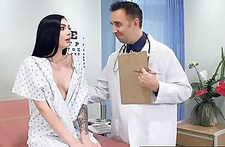 Doctor Adventures Cunnilingus A ZZ Medical Study scene starring Marley Brinx Keiran Leed xxx tube video