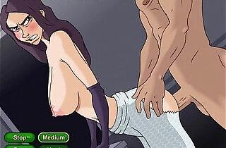 Adult flash hentai game guy fucks girls and alien chick xxx tube video