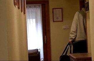 Smart dad seduces his sons GF into forbidden sex xxx tube video