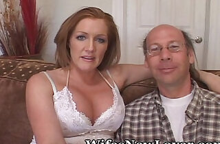 Hubby Is A Nerd, But Wife Is Hot xxx tube video