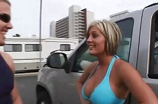 amateur college chick with big tits xxx tube video