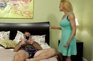 son Blackmail Mom Anal Taboop xxx tube video