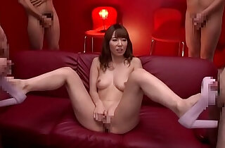 Subtitled JAV legend Yui Hatano naked masturbation party xxx tube video